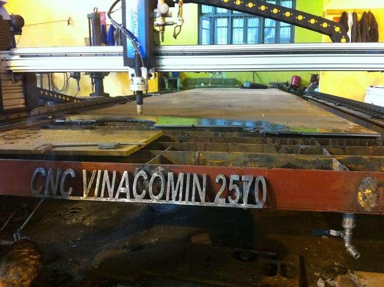 Lắp đặt máy CNC Gas Plasma 2570_9