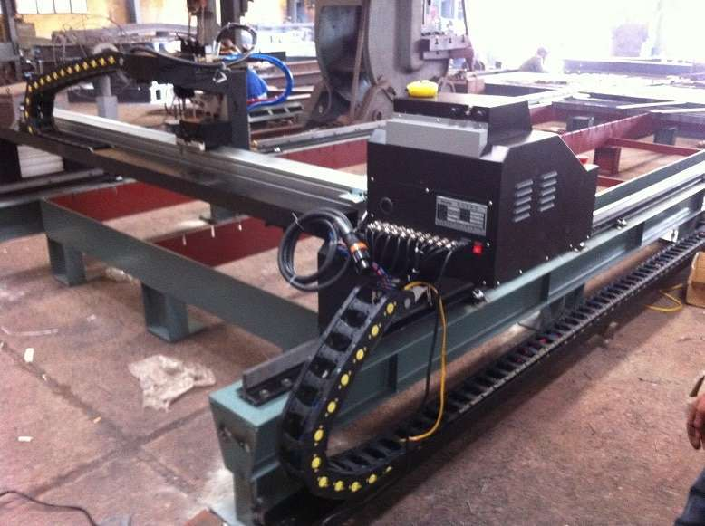 Lắp đặt máy CNC Gas Plasma 2570_1