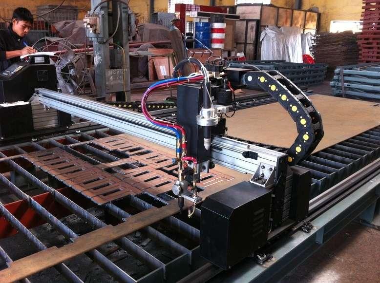 Lắp đặt máy CNC Gas Plasma 2570_2