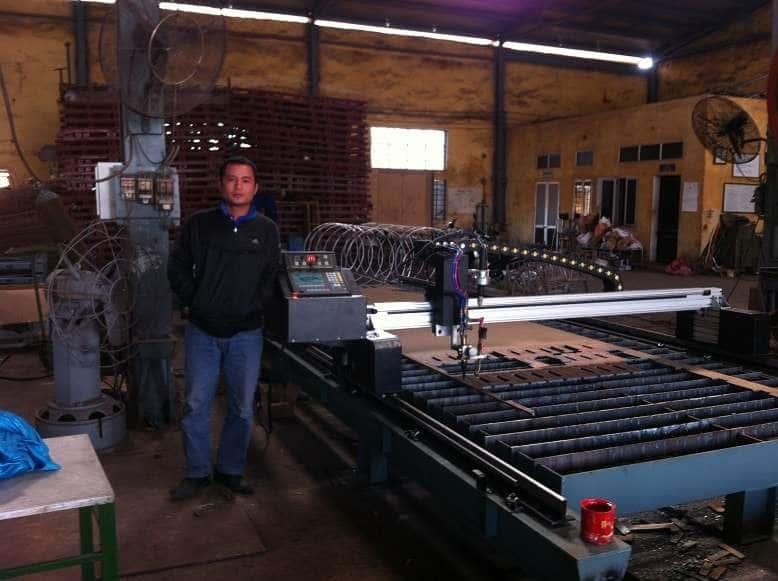 Lắp đặt máy CNC Gas Plasma 2570_3