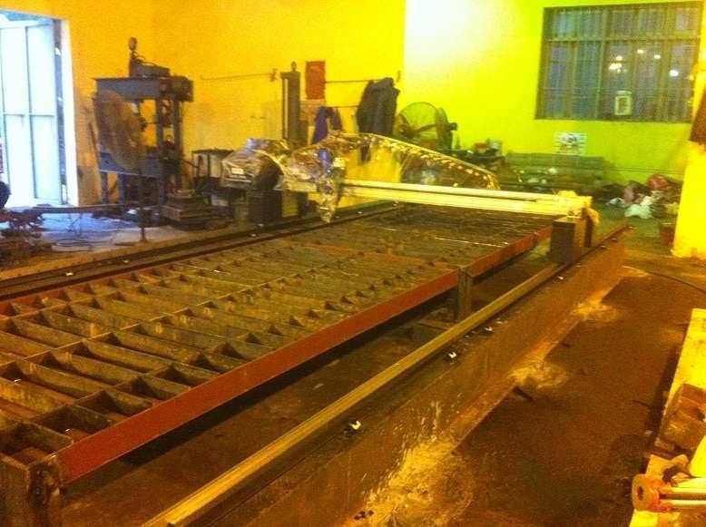 Lắp đặt máy CNC Gas Plasma 2570_8