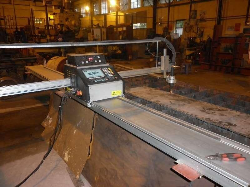 Cho thuê máy cắt CNC Gas Plasma Tại Hà Nội - TP.HCM