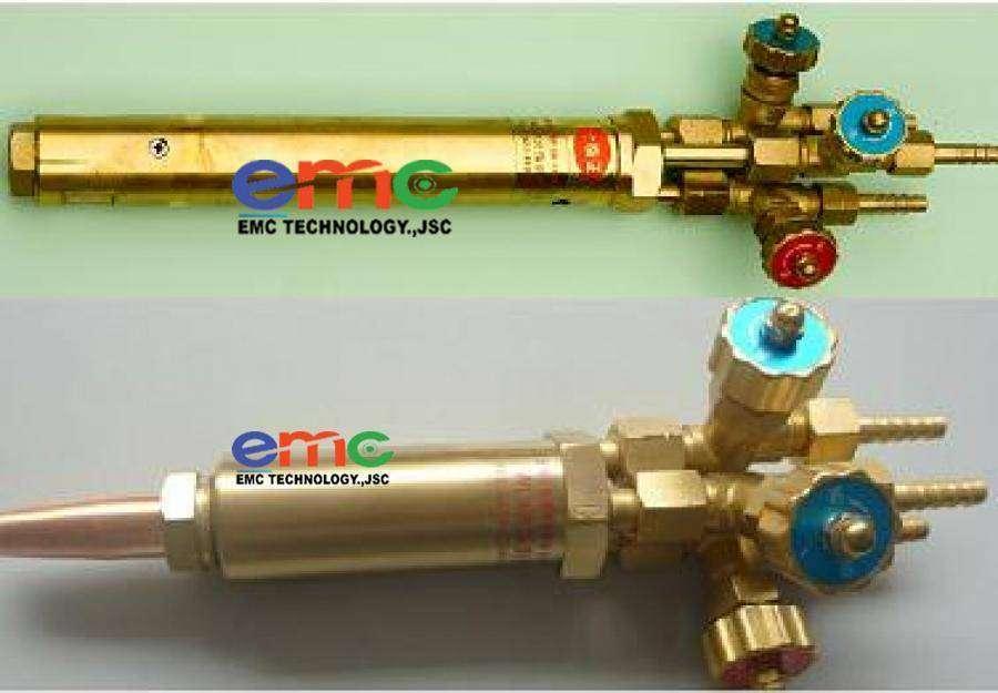 Mỏ cắt gas CNC