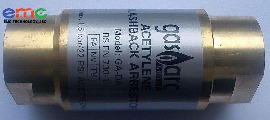 van bảo vệ đường ống oxygen GCS11005
