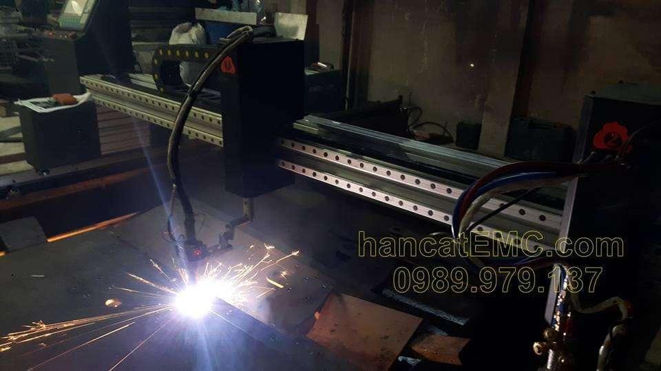 Nguồn cắt plasma EMC-130 và sản phẩm