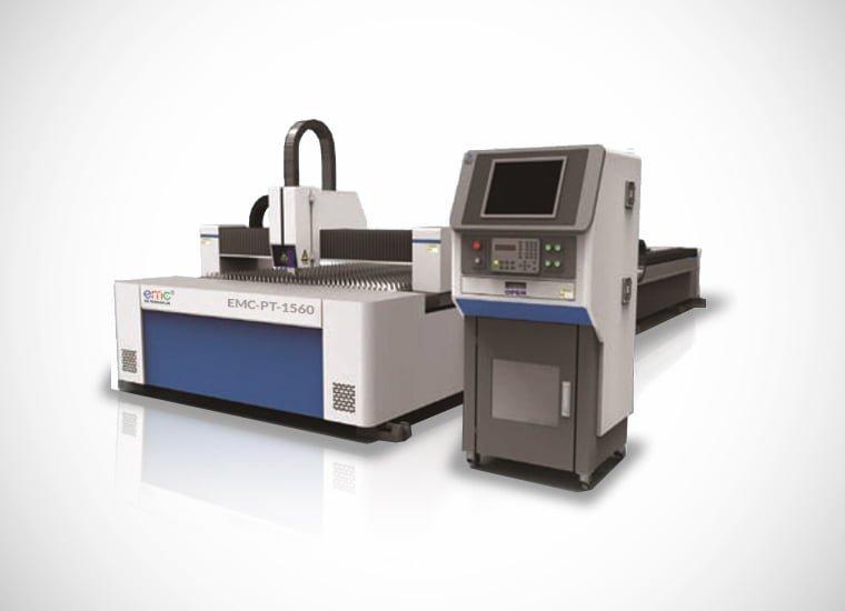 Máy cắt laser hai chức năng cắt tấm và ống
