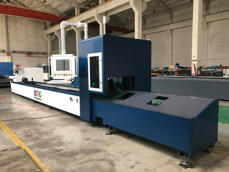 máy cắt ống laser fiber EMC T-Series