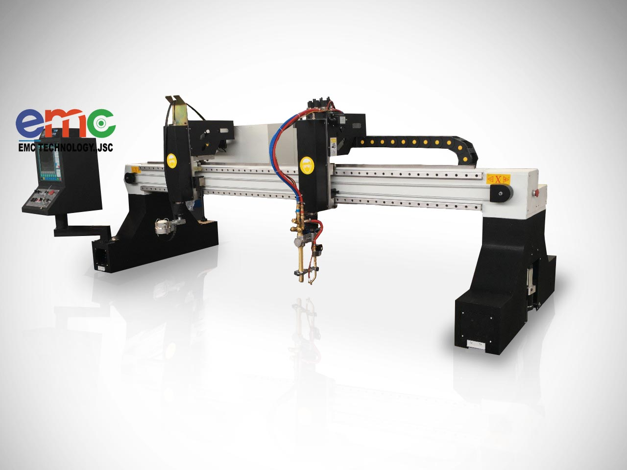 Máy cắt CNC Plasma EMC-3000