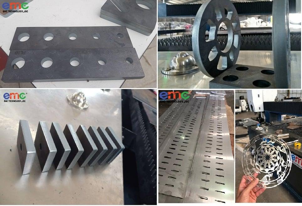 Tiêu chuẩn đánh giá sản phẩm gia công cơ khí