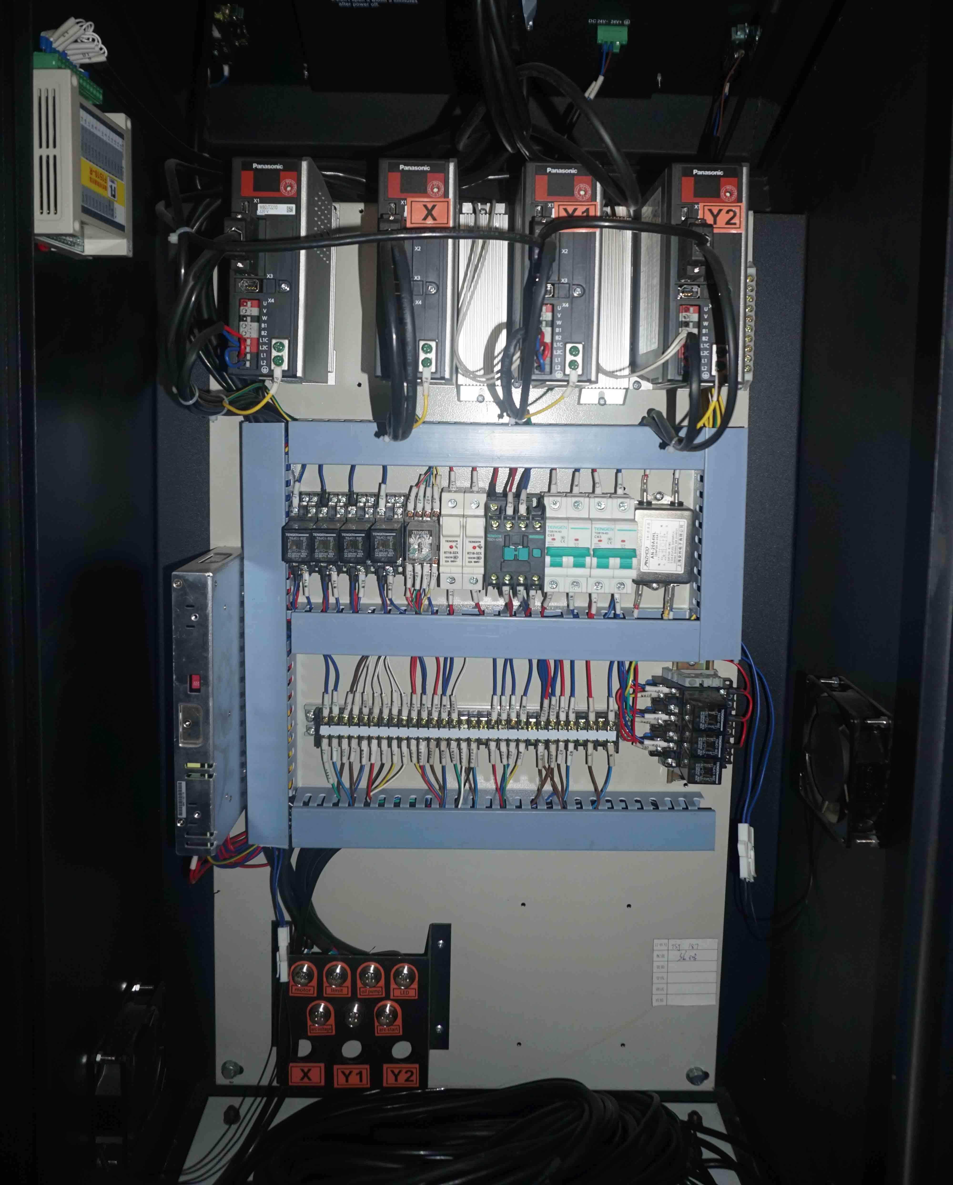 Tủ điện được thiết kế chuyên nghiệp