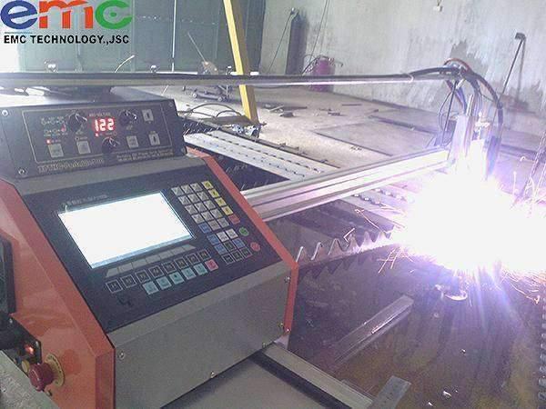 máy cắt cnc mini plasma emc 1530 giá rẻ tại thị trường việt nam