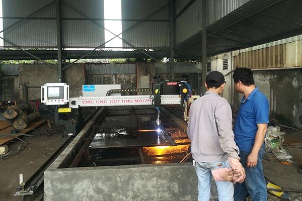 Bỏ túi một số kỹ thuật vận hành máy CNC plasma hiệu quả