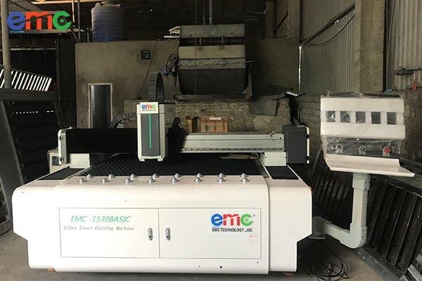 Máy cắt cnc fiber laser basic tại nghệ an tháng 11- 2018