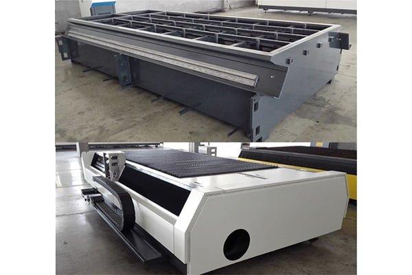 bàn máy cắt laser chất lượng