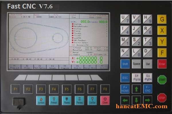 Bộ điều khiển máy cnc
