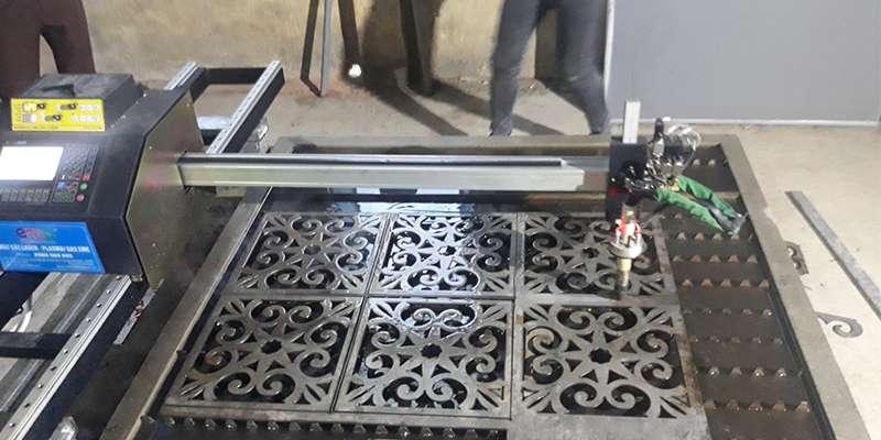 Lắp đặt máy cắt cnc Plasma EMC-1500 tại Quế Võ - Bắc Ninh