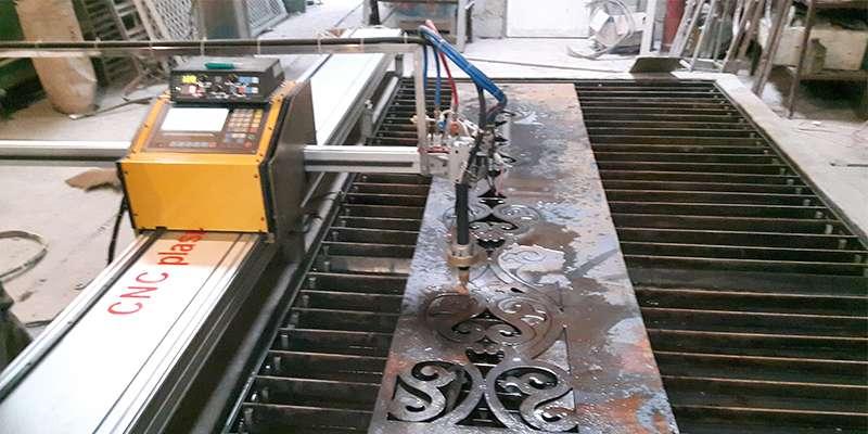 Lắp đặt máy cắt cnc Plasma EMC-1530 tại Hải Phòng