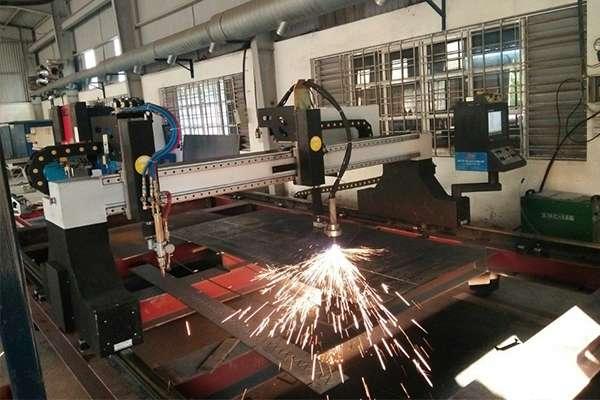 Máy cắt EMC-3000 được lắp đặt tại Hải Phòng