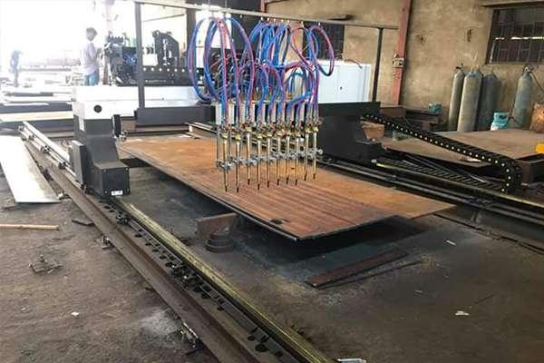 Lắp đặt 1 máy cắt EMC-3000 tại Hải Phòng
