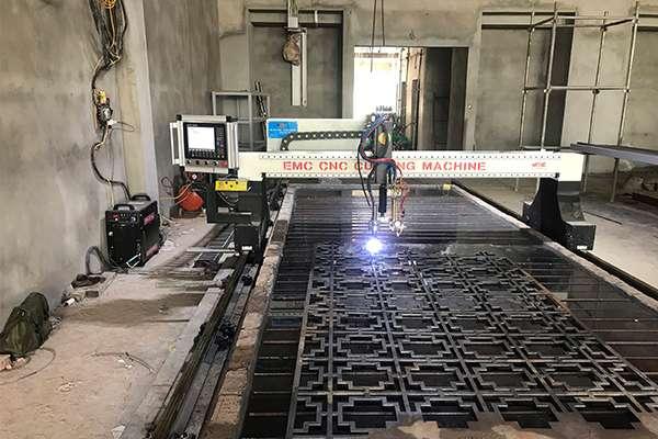 Dự án máy cắt EMC-3000 tại Huế