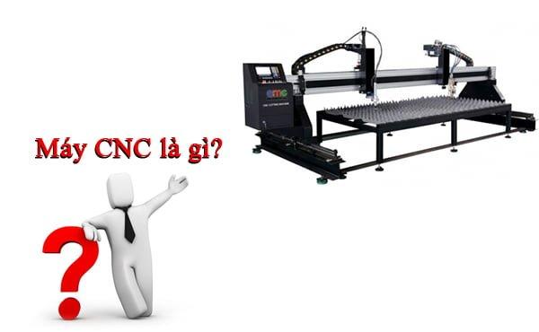 máy cnc là gì
