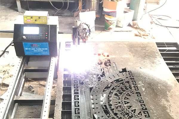 Máy cắt Plasma CNC EMC-1500pro tại Quảng Ninh