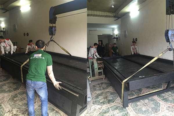 Máy cắt Plasma CNC EMC-2000 tại Bắc Ninh