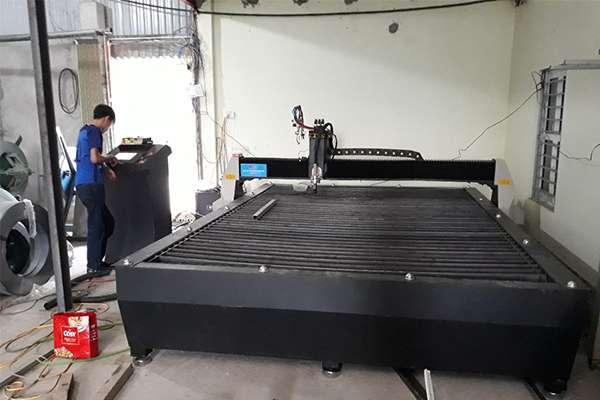 Máy cắt Plasma CNC EMC-2000 tại Phú Thọ