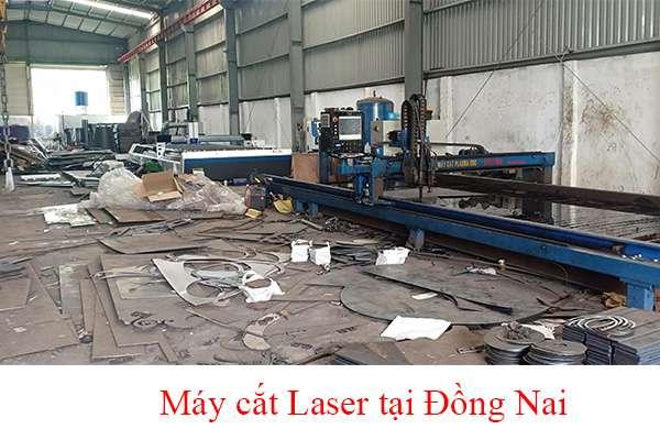 máy cắt laser và plasma tại dồng nai