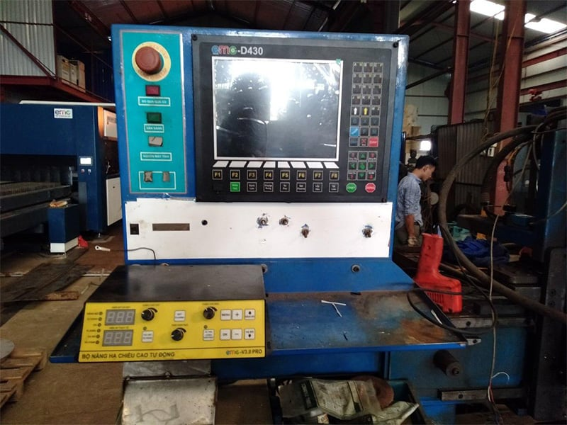 công ty emc sửa máy cnc tại hưng yên