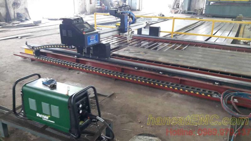 máy Máy cắt CNC mini 2 Ray EMC-2570