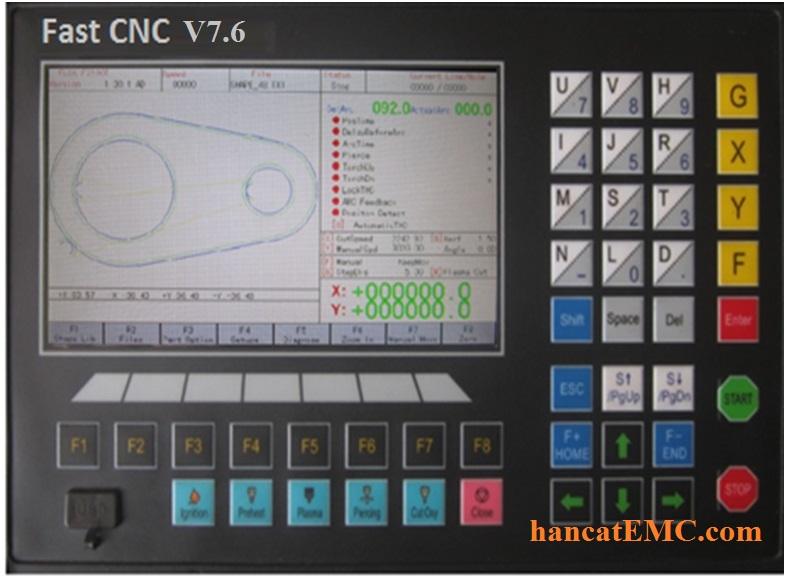 Bộ điều khiển FastCNC