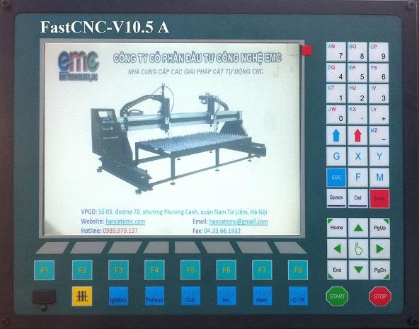 bộ điều khiển máy cắt ống plasma cnc 1530T