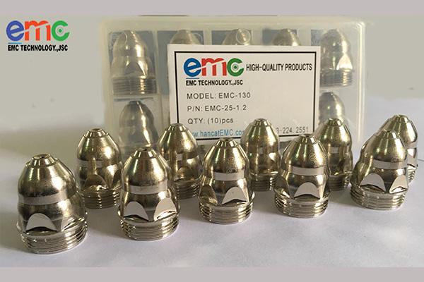 bép cắt plasma cnc EMC-25plus