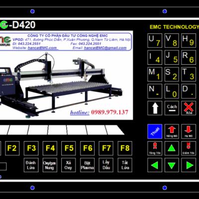 Bộ điều khiển CNC EMC-D420
