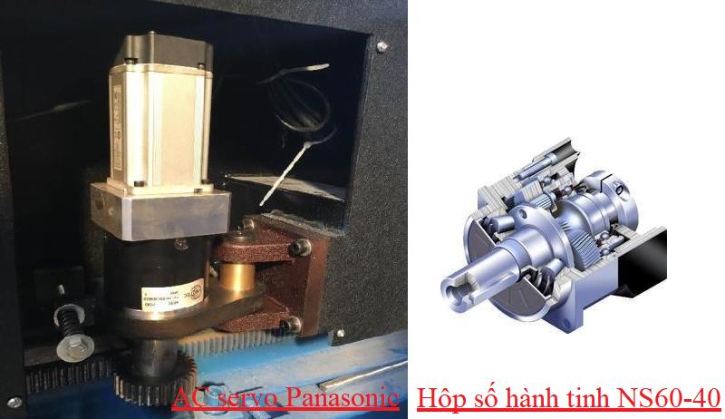 hệ thống truyền động máy cắt cnc