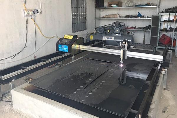 Máy cắt plasma cnc mini EMC-1600