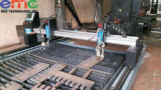 Máy cắt CNC Plasma 2060