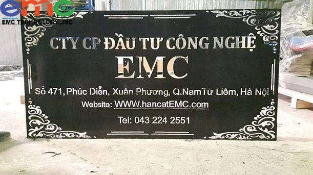 EMC luôn cố gắng để trở thành đơn vị chuyên nghiệp