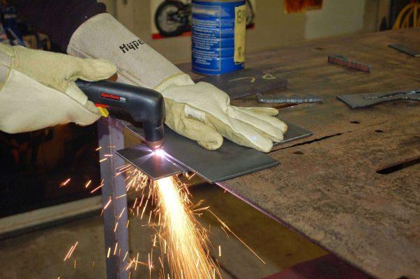 An toàn lao động khi cắt plasma