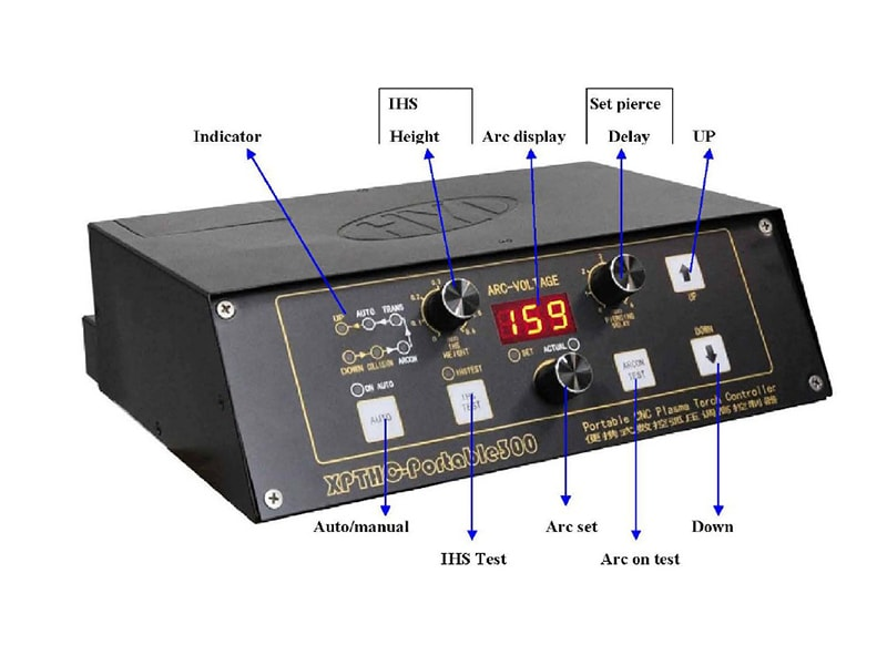 Bộ điều khiển chiều cao mỏ CHC-200D