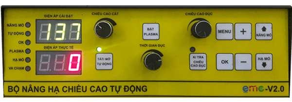 (Bộ điều khiển chiều cao tự động plasma EMC-V2.0)