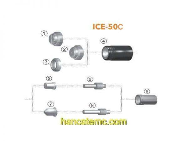 phụ kiện plasma ice-50c