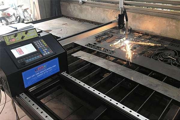 Máy cắt cnc plasma mini emc 1500pro chất lượng