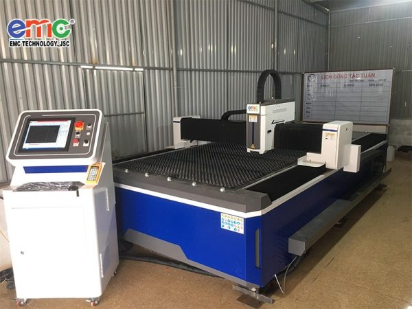 máy cắt laser Basic EMC giá rẻ