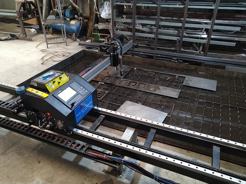 Máy cắt plasma cnc mini 2 ray EMC-1600 tại Bắc Ninh