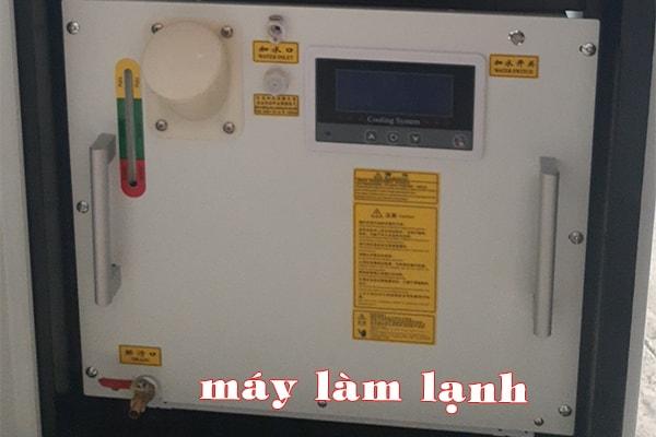 máy làm lạnh của máy hàn laser