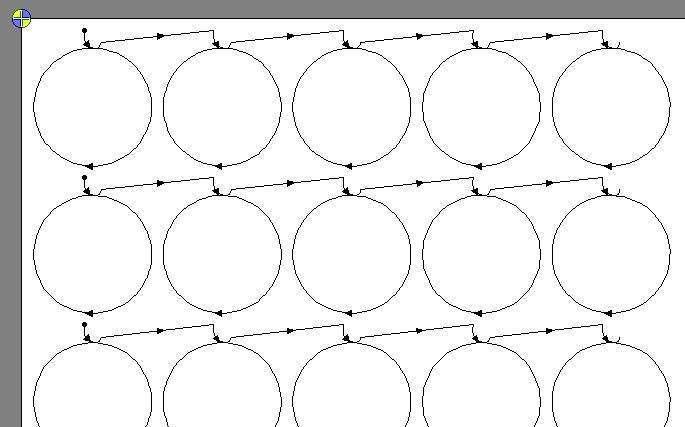 Sử dụng tính năng Chain Cutting - Cắt theo chuỗi liên tục
