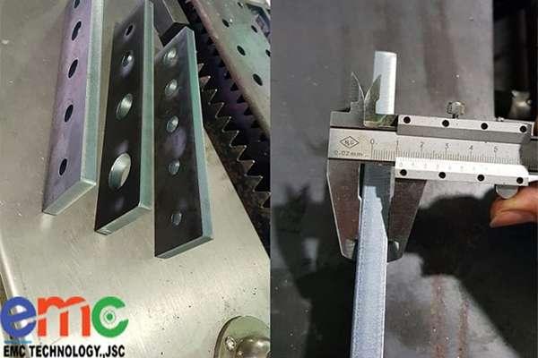 máy cắt laser fiber EMC gia công kim loại