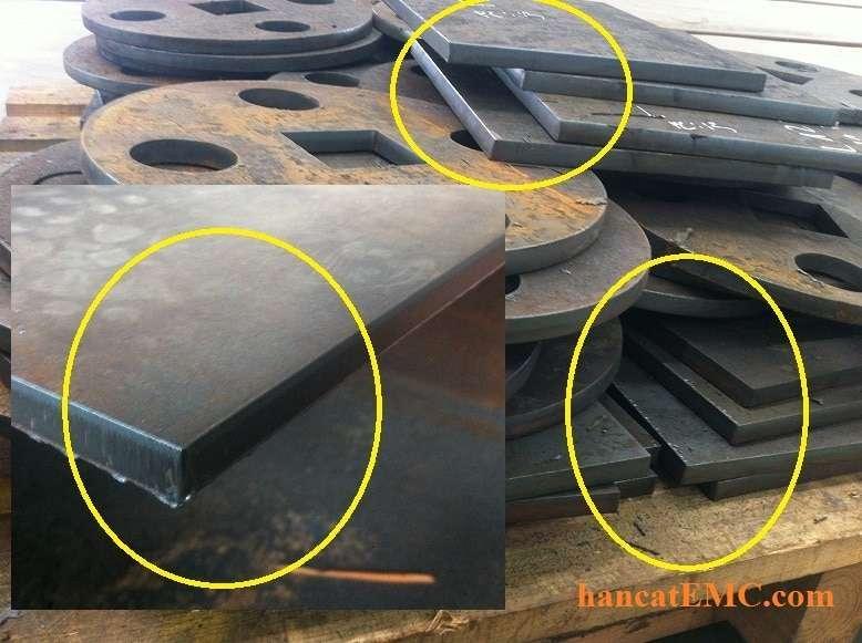 Sản phẩm cắt của máy cắt CNC EMC3375